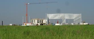 Inwestycja w strefie Dworzysko w Rzeszowie. Fot. Adam Cyło