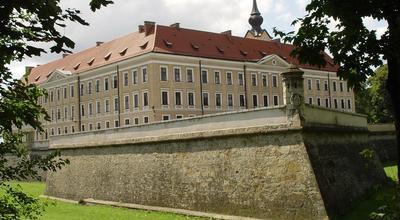 Przebudowany pałac w Rzeszowie