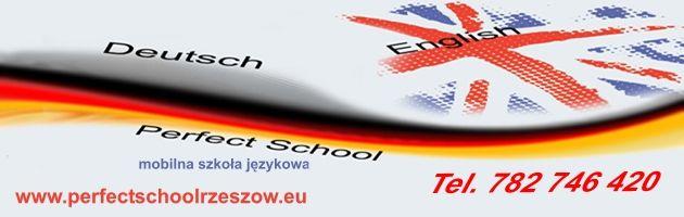 Perfect School - mobilna szkoła językowa