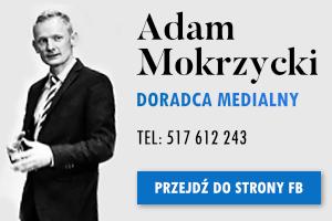 Adam Mokrzycki - doradca medialny