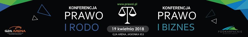 Konferencje Prawo i Biznes, Prawo i RODO