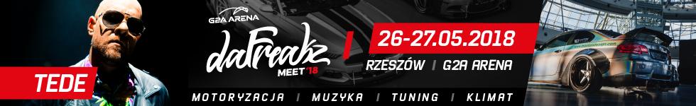 DaFreakz Meet'18 - impreza dla zainteresowanych tuningiem i car detailingiem