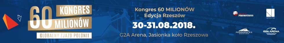 Kongres 60 milionów. Globalny zjazd Polonii