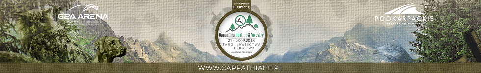 Targi Carpathia Hunting & Forestry