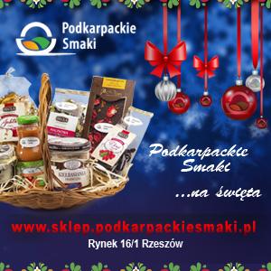Podkarpackie Smaki na Święta