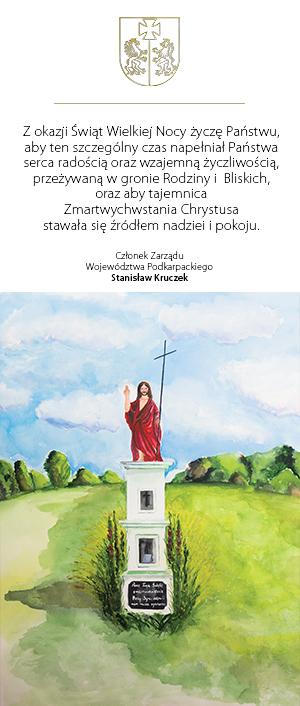 Życzenia Kruczek Wielkanoc 2019