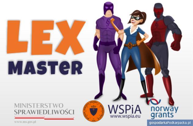 Lex Masters – konkurs wiedzy prawniczej dla młodzieży