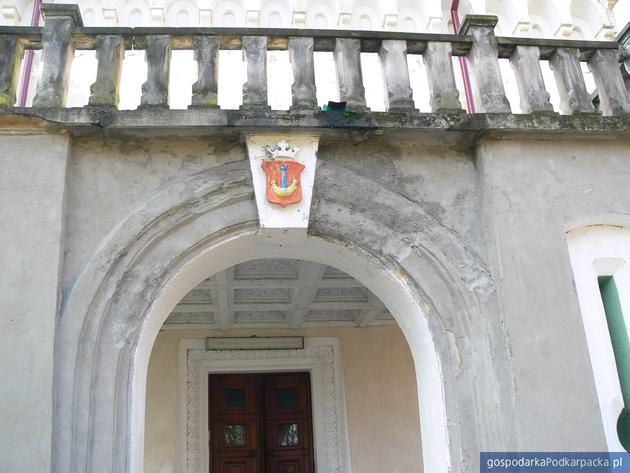 Kolejny etap renowacji Pałacu Dolańskich w Grębowie