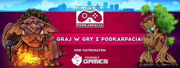 Promocja gier z Podkarpacia