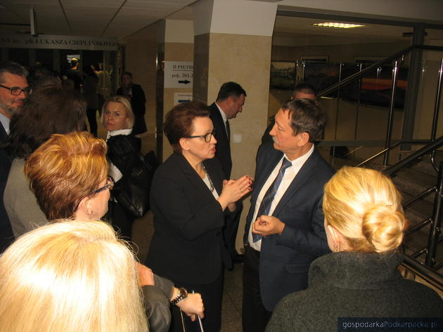 Debata o edukacji z minister Anną Zalewską