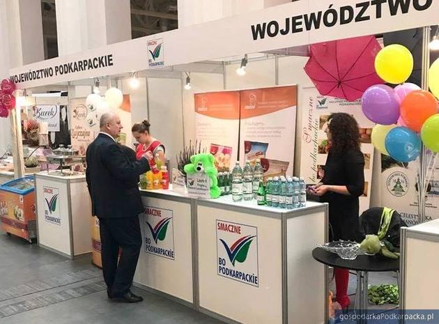 Podkarpaccy producenci z nagrodami na targach Smaki Regionów 2017