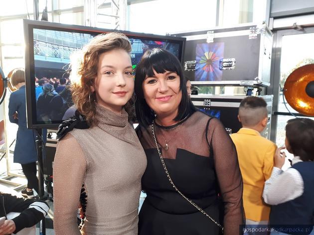 Od lewej Alicja Rega i Anna Czenczek