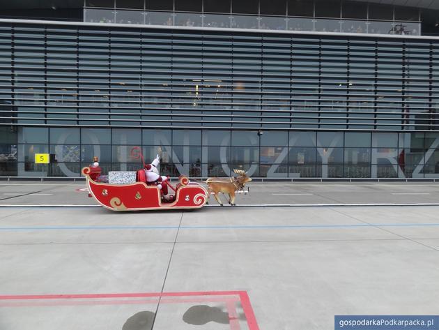 Święty Mikołaj wylądował w Jasionce