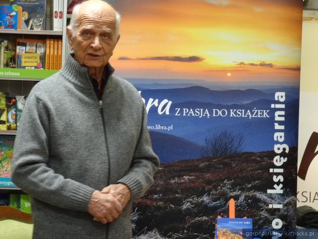 Stanisław Kłos. Fot. Adam Cyło