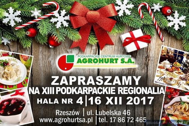 Jarmark w Agrohurcie - XIII Podkarpackie Regionalia