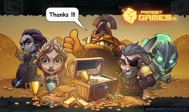 Prime Bit Games SA ma ponad 800 tysięcy zł z emisji akcji