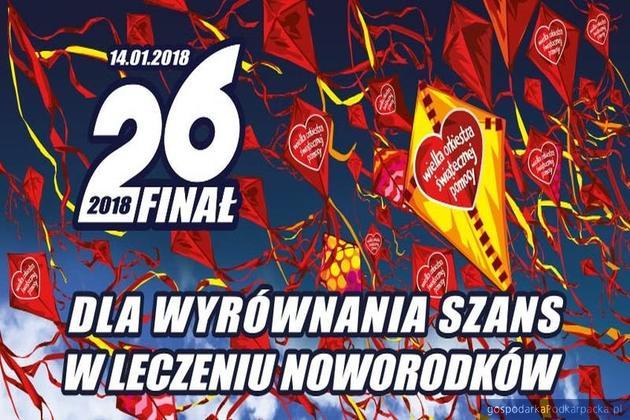 26. Finał Wielkiej Orkiestry Świątecznej Pomocy – Rzeszów