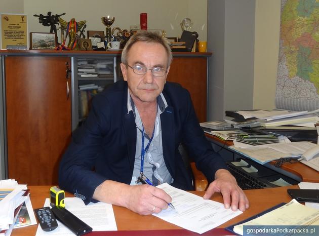 Józef Matusz, dyrektor i redaktor naczelny TVP Rzeszów