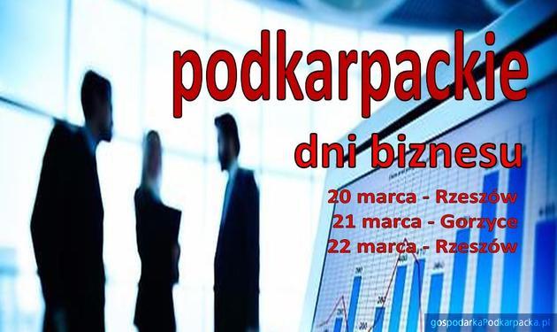 """""""Podkarpackie dni biznesu 2018"""" - szkolenia dla firm i pracowników"""