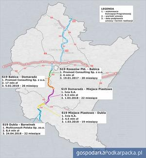 Umowa na koncepcję programową drogi S19 Via Carpathia do Barwinka