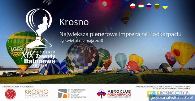Balon nad Krosnem 2018
