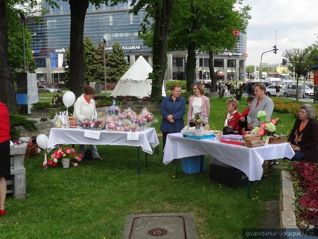 Trwa promocja Ziemi Lubaczowskiej w Rzeszowie