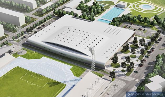 Dodatkowe miliony od resoru sportu na budowę mieleckiej hali sportowej