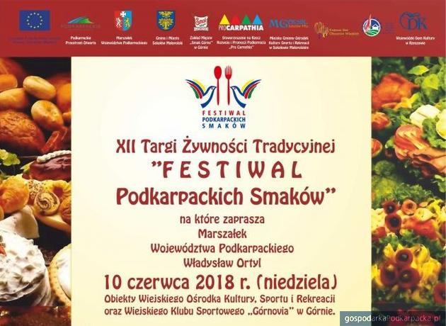 Festiwal Podkarpackich Smaków 2018