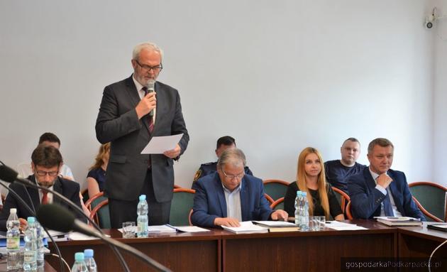 Władze Jasła z absolutorium za 2017 r.