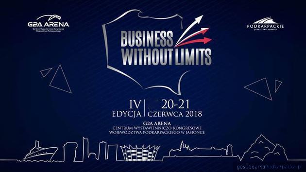 Kongres Business Without Limits w Jasionce – 20 i 21 czerwca 2018
