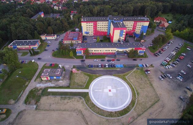 Leżajski szpital już z lądowiskiem dla śmigłowców