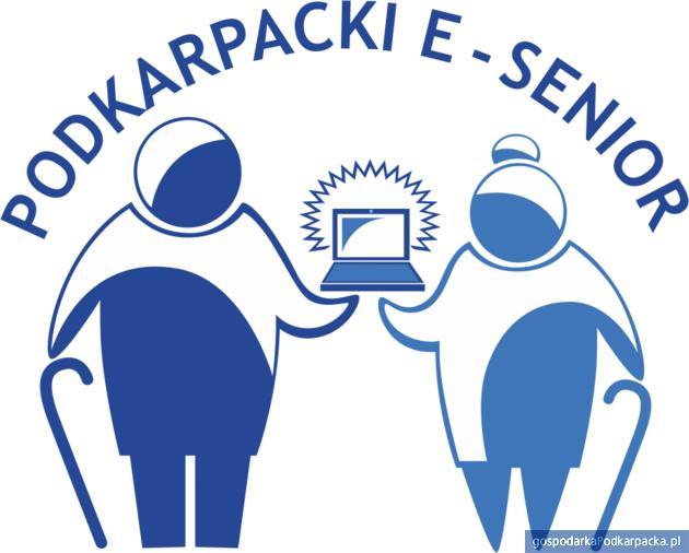 """""""Podkarpacki E-Senior"""" - bezpłatne szkolenia informatyczne"""
