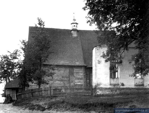 Osobnica parafialny kościół rzymskokatolicki św. Stanisława, arch. Piotra Klaja
