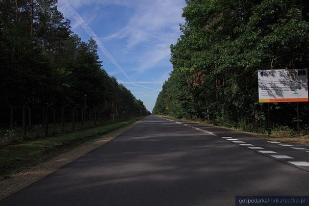 """Kolejny dojazd do trasy """"Via Carpatia"""" już gotowy"""