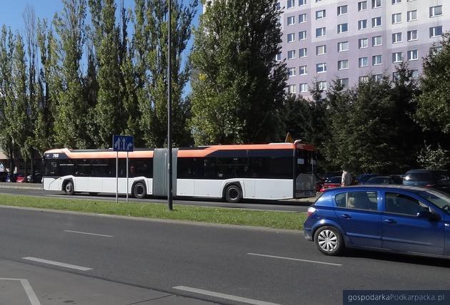 Darmowe autobusy miejskie w Rzeszowie