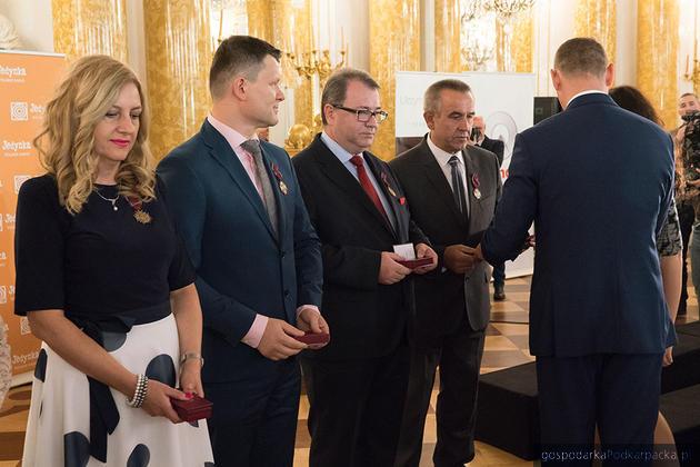 Trzeci z prawej Adam Hadław. Fot. Lodolamacze.info