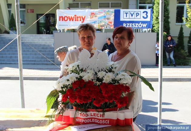 """Konkurs """"Najpiękniejsza kompozycja florystyczna z okazji 100-lecia Odzyskania Niepodległości"""""""