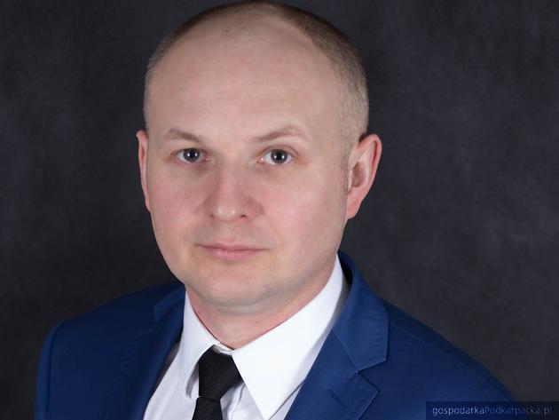 Łukasz Hubert, nowy zastępca wójta gminy Łańcut