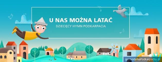 """Powstał dziecięcy hymn Podkarpacia: """"U nas można latać"""""""