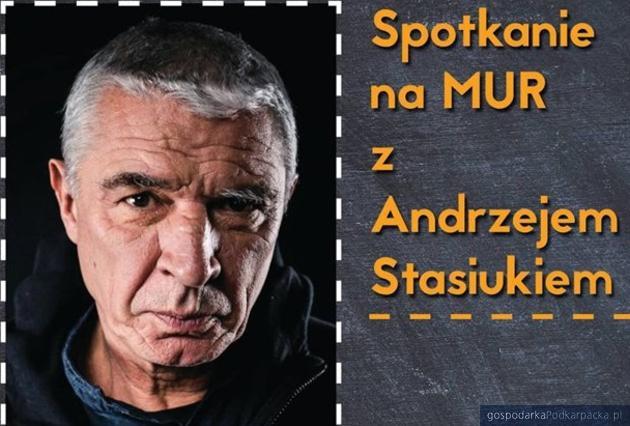 Spotkanie na Mur z Andrzejem Stasiukiem