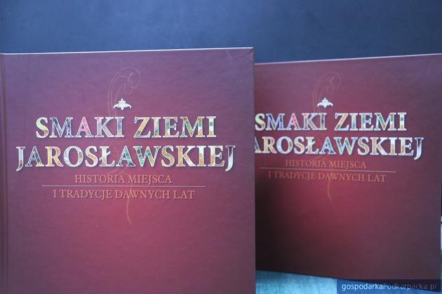 """""""Smaki Ziemi Jarosławskiej"""" - nowa książka"""