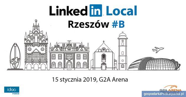 LinkedIn Local w Rzeszowie – Jasionce