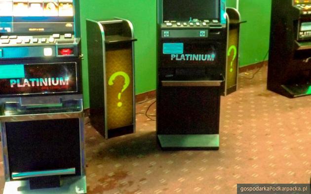 Automaty do gier zatrzymane w Przeworsku