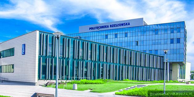 Politechnika Rzeszowska nadal się rozbudowuje