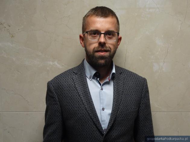 Wojciech Dudek nowym dyrektorem Centrum Oświaty Gminy Łańcut