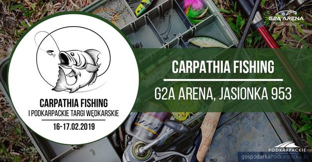 I Targi Wędkarskie Carpathia Fishing