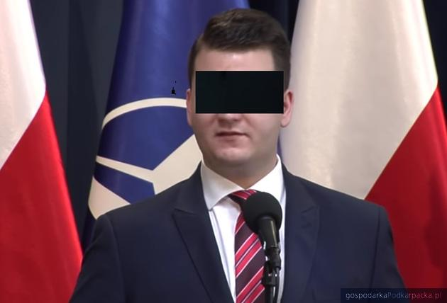 Bartosz M. Fot. mon.gov.pl