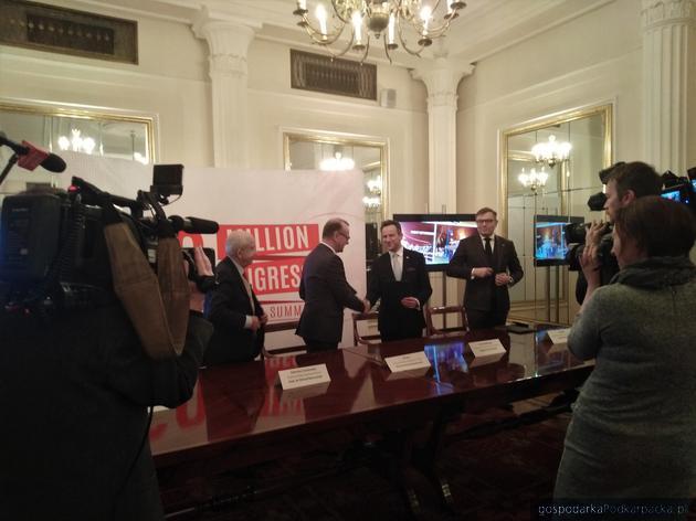 Porozumienie w wsprawie organizacji Kongresu 60 Milionów