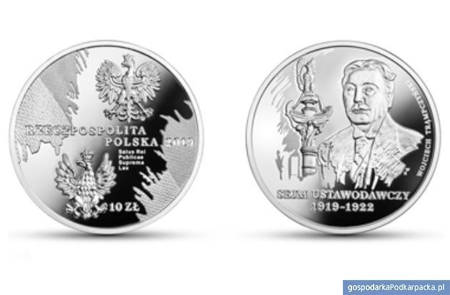 Nowa moneta kolekcjonerska NBP: Sejm Ustawodawczy 1919-1922