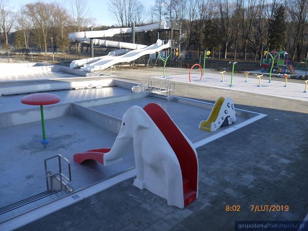 Centrum Rehabilitacji i Sportu (otwarty basen) w Sanoku już gotowy